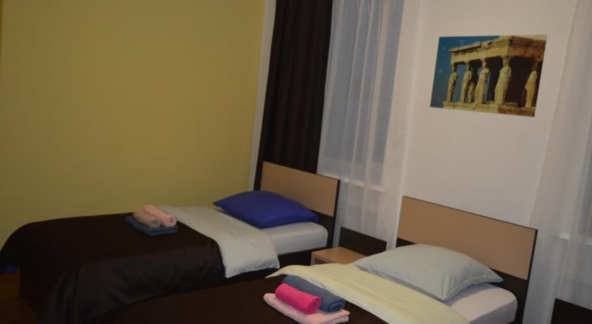 Pogostite.ru - Afiny Hotel / Афины (г. Сыктывкар, возле набережной р. Сысола) #22