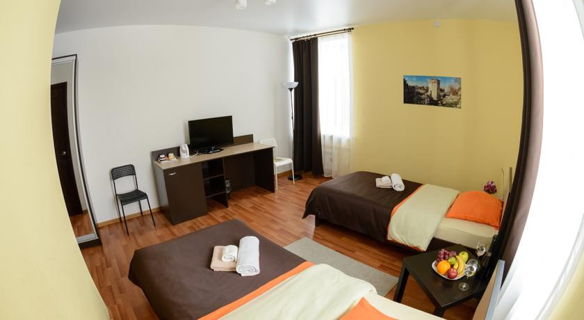 Pogostite.ru - Afiny Hotel / Афины (г. Сыктывкар, возле набережной р. Сысола) #13