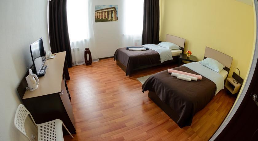 Pogostite.ru - Afiny Hotel / Афины (г. Сыктывкар, возле набережной р. Сысола) #16
