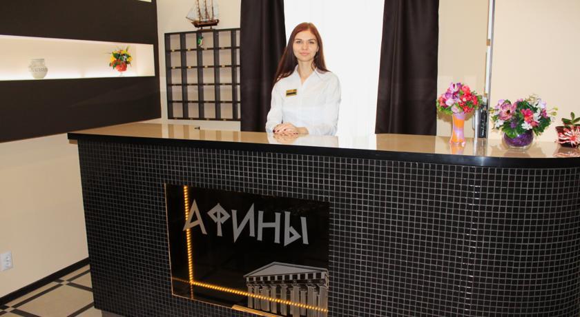 Pogostite.ru - Afiny Hotel / Афины (г. Сыктывкар, возле набережной р. Сысола) #4