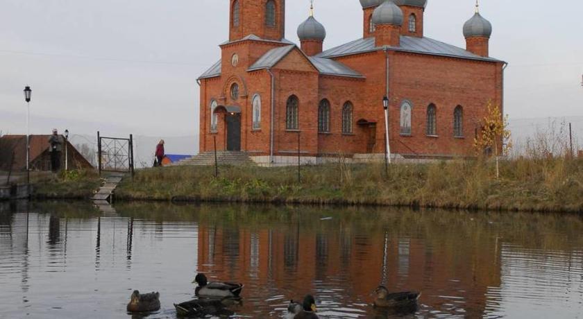 Pogostite.ru - Ковчег | пруд | лесопарк | Пантелеймоновский собор #2