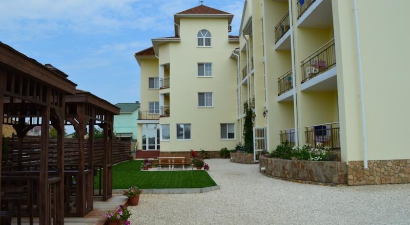 Pogostite.ru - Hotel Marikon / Марикон  | 500 м от Черного моря | #1