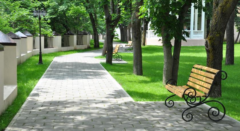 Pogostite.ru - САНАТОРИЙ ЦЕНТРОСОЮЗА (г. Кисловодск, центр, Курортный парк) #3