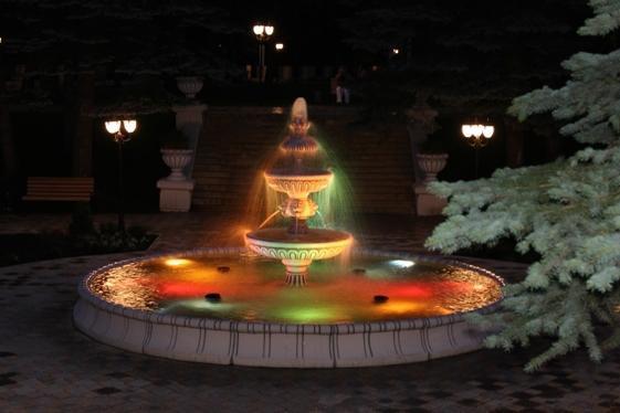 Pogostite.ru - САНАТОРИЙ ЦЕНТРОСОЮЗА (г. Кисловодск, центр, Курортный парк) #7