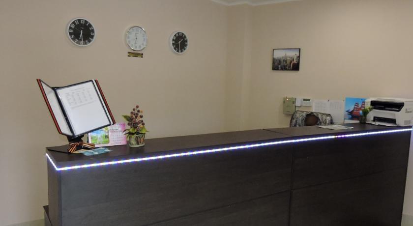 Pogostite.ru - ИЗУМРУДНЫЙ ГОСТЕВОЙ ДОМ | г. Адлер | бассейн | парковка #5