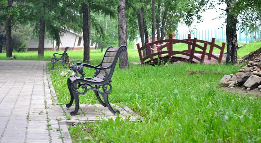 Pogostite.ru - Восход | г. Междуреченск | набережная р. Югос | Катание на лыжах #5