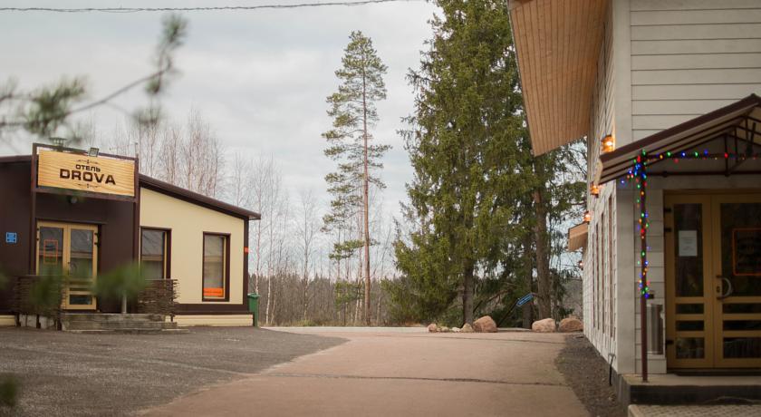Pogostite.ru - Drova/Дрова | возле Голубого озера | #2