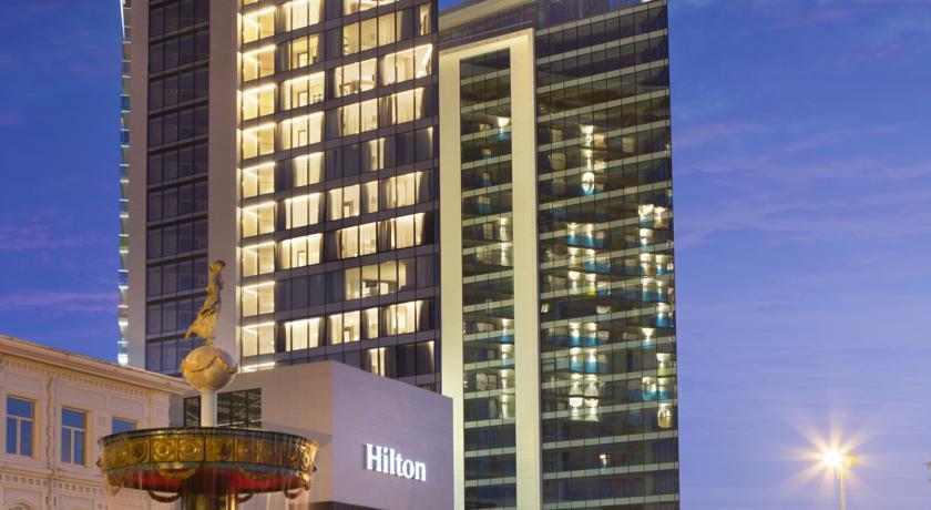 Pogostite.ru - Hilton Batumi / Хилтон Батуми | возле парка 6 мая | #3