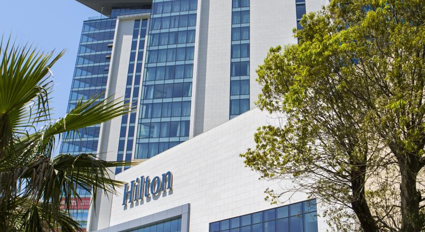 Pogostite.ru - Hilton Batumi / Хилтон Батуми | возле парка 6 мая | #1