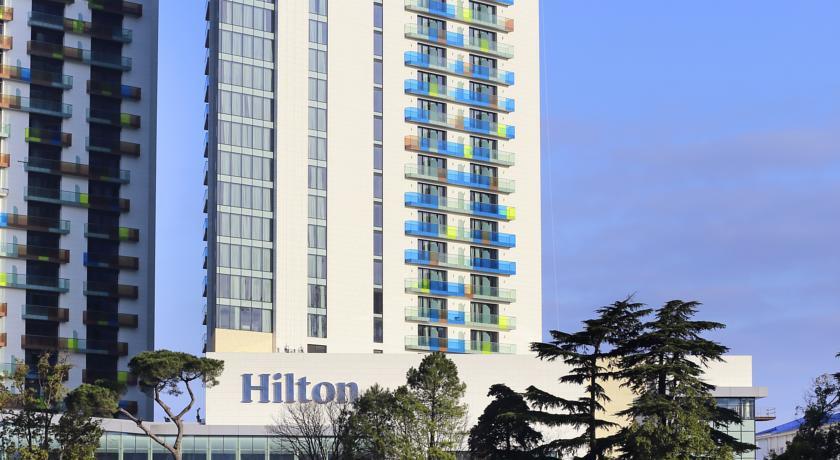 Pogostite.ru - Hilton Batumi / Хилтон Батуми | возле парка 6 мая | #2