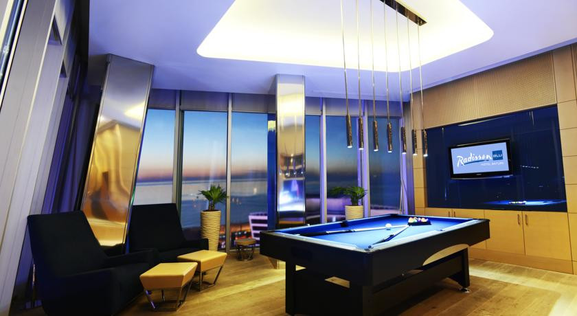 Pogostite.ru - Radisson Blu Hotel Batumi / Редисон Блу | возле пляжа Иверия | #22