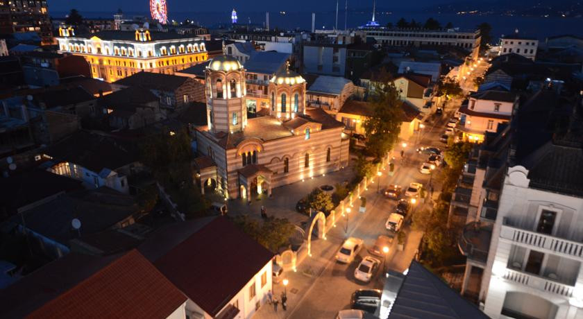 Pogostite.ru - Piazza Four Colours / Пиза Фо Колорс | возле побережья Черного моря | #5