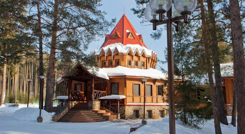 Pogostite.ru - ДЕМИДКОВО (горнолыжный курорт Полазна) #1