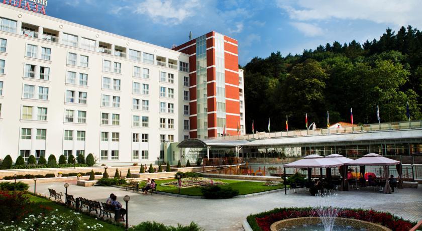 Pogostite.ru - САНАТОРИЙ ПЛАЗА | г. Кисловодск | СПА-центр | Санаторно-курортное лечение #1