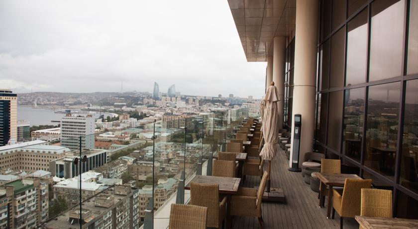 Pogostite.ru - Landmark Hotel Baku/Лендмарк Хотел Баку | центр города | возле парка Фикрета Амирова #7