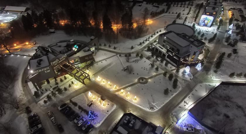 Pogostite.ru - СВЕЖИЙ ВЕТЕР (Московская область, горнолыжный курорт Сорочаны) #7