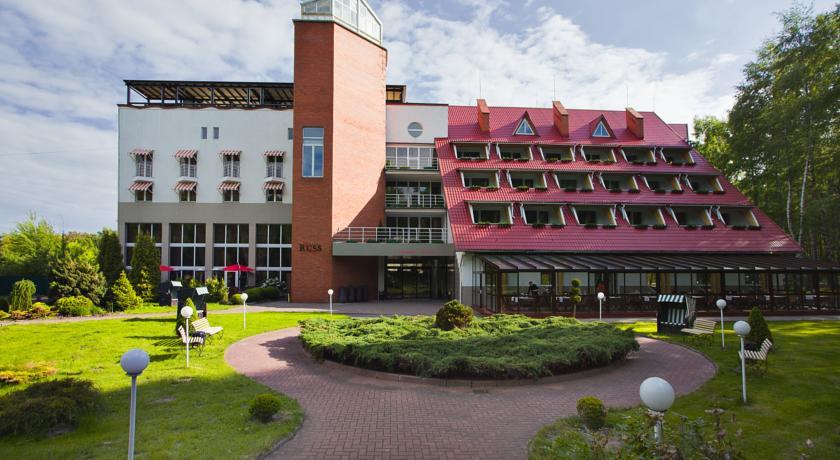 Pogostite.ru - Русь | Светлогорск | возле высокого берега Балтийского моря | бизнес-центр | #1