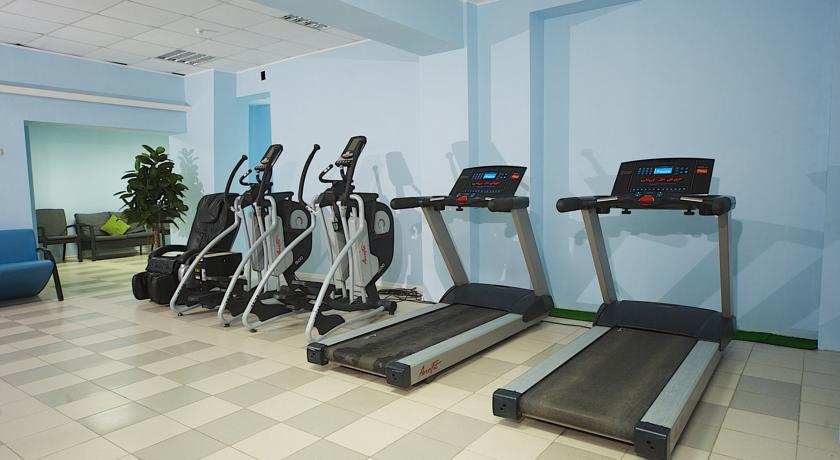 Pogostite.ru - ВОЗДВИЖЕНСКОЕ ПАРК-ОТЕЛЬ | МО, Серпуховский район | Спортивно-оздоровительный комплекс #33