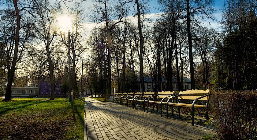 Pogostite.ru - ВОЗДВИЖЕНСКОЕ ПАРК-ОТЕЛЬ | МО, Серпуховский район | Спортивно-оздоровительный комплекс #39