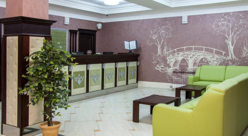 Pogostite.ru - ГРИН ХОЛЛ | Каменск-Уральский | сауна | парковка #2