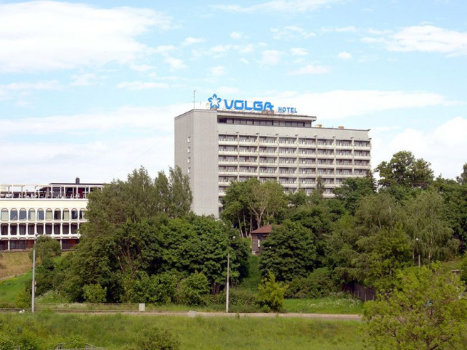 Pogostite.ru - ВОЛГА | Кострома | центр | набережная Волги | панорамный вид | cауна #1
