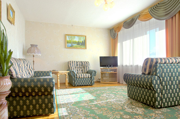 Pogostite.ru - ВОЛГА | Кострома | центр | набережная Волги | панорамный вид | cауна #11