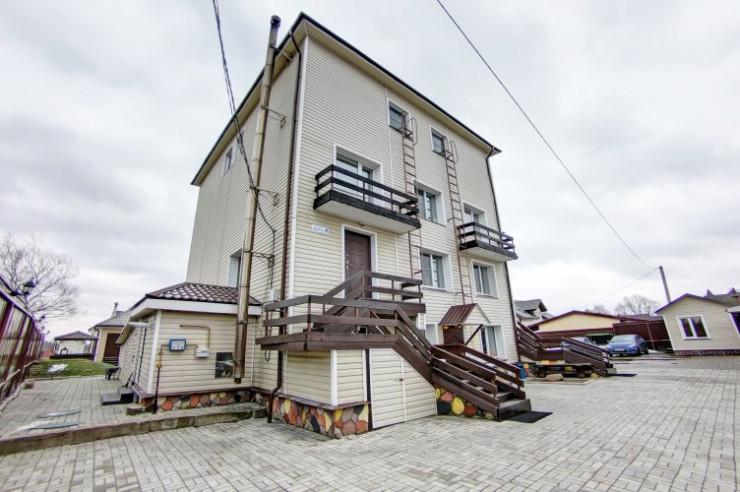 Pogostite.ru - Гостевой дом Мюреля 4 (Аренда коттеджа | Банкетный зал | баня) #4