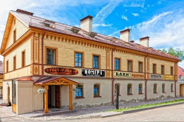 Pogostite.ru - ИЗБОРСК ГОСТИНИЧНЫЙ КОМПЛЕКС | сауна | верховая езда #3