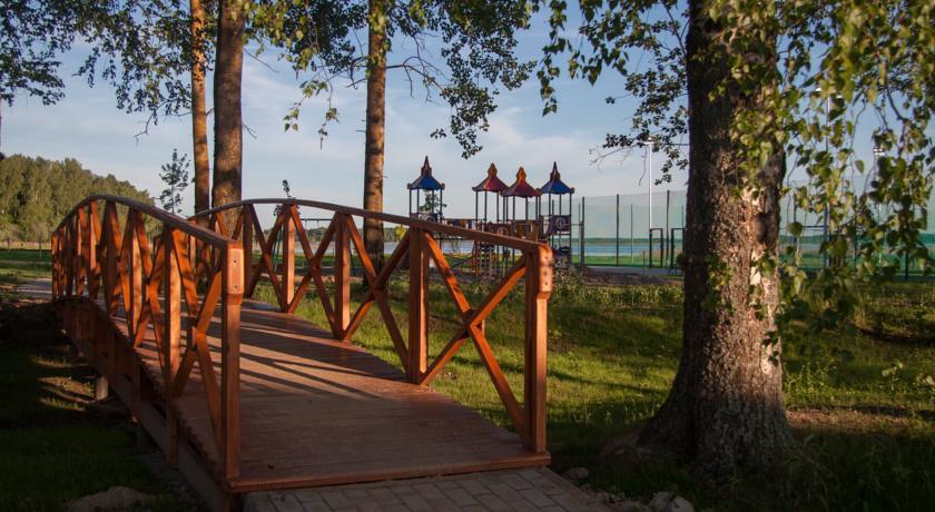 Pogostite.ru - ВАЗУЗА КАНТРИ КЛАБ | Смоленская область, д. Лебёдки | СПА-центр | Спортивные площадки #37