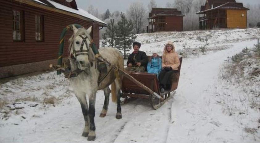 Pogostite.ru - ВАЛДАЙСКАЯ УСАДЬБА ПАРК-ОТЕЛЬ | Тверская область, п. Гузятино #28