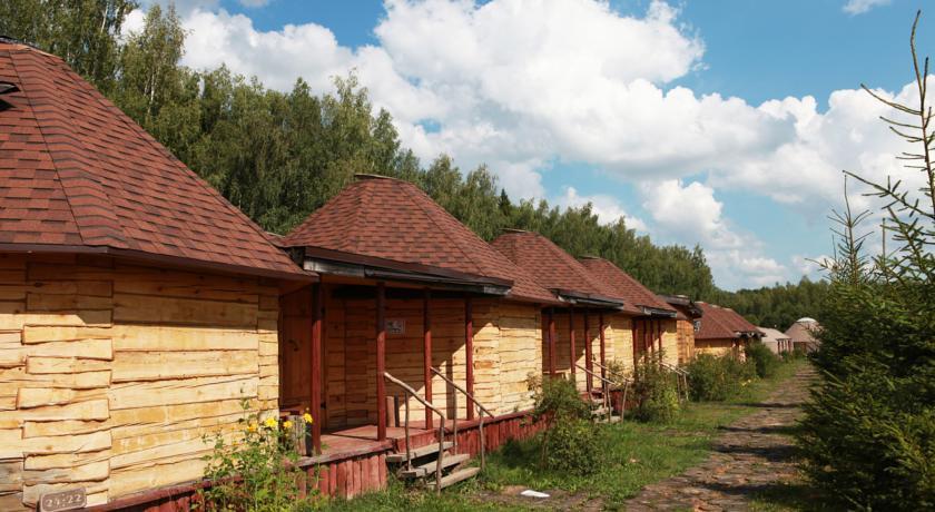Pogostite.ru - СИБИРИЯ ЭТНОМИР | Боровск | Лабиринт Дебри | Парковка #2