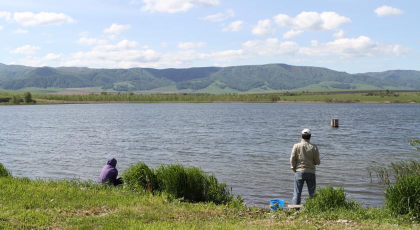 Pogostite.ru - Золото Алтая | озеро | коттеджи | эко-туризм #26