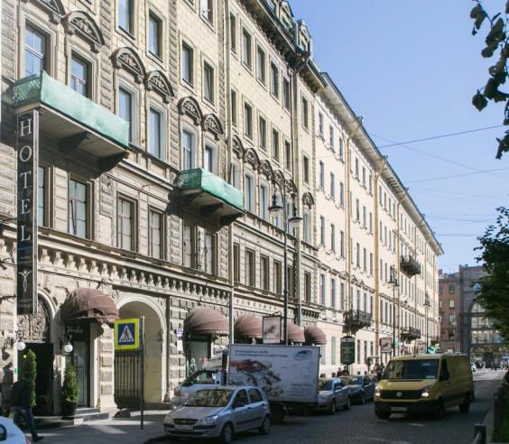 Pogostite.ru - АПАРТАМЕНТЫ ESPRESSO | г. Санкт-Петербург #1