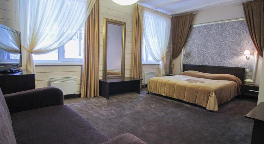 Pogostite.ru - ШАЛЕ | курорт Лесная республика #19