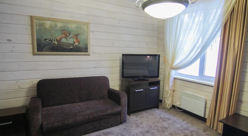 Pogostite.ru - ШАЛЕ | Новокузнецк | курорт Лесная республика | сауна | прокат лыж #33