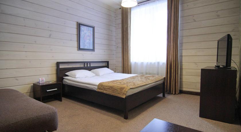 Pogostite.ru - ШАЛЕ | Новокузнецк | курорт Лесная республика | сауна | прокат лыж #44
