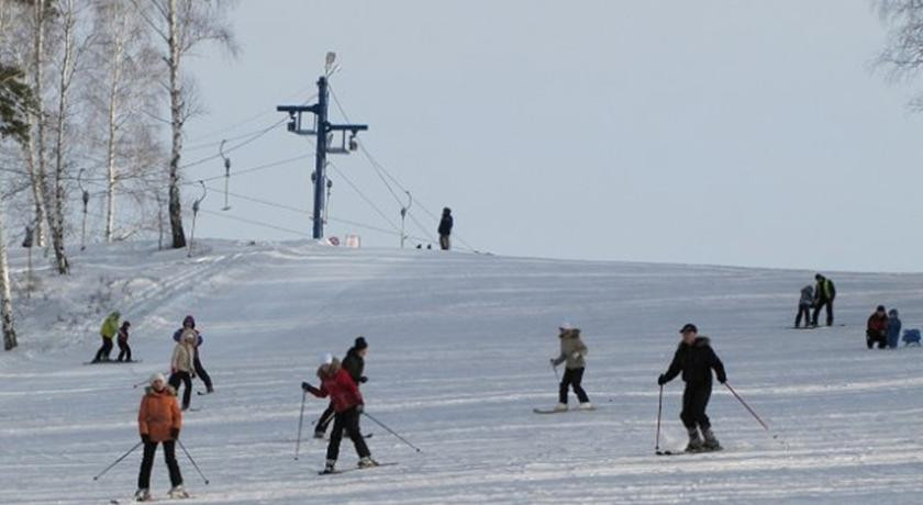 Pogostite.ru - ШАЛЕ | Новокузнецк | курорт Лесная республика | сауна | прокат лыж #10