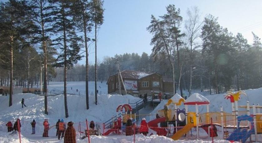 Pogostite.ru - ШАЛЕ | Новокузнецк | курорт Лесная республика | сауна | прокат лыж #7