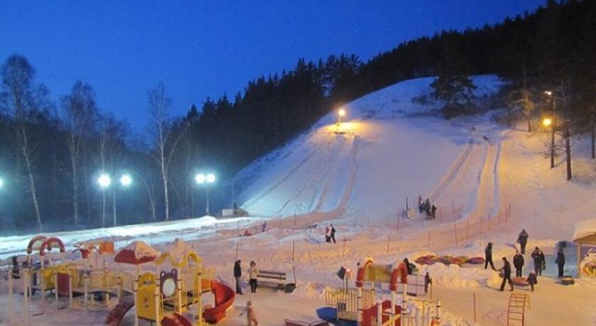Pogostite.ru - ШАЛЕ | Новокузнецк | курорт Лесная республика | сауна | прокат лыж #9