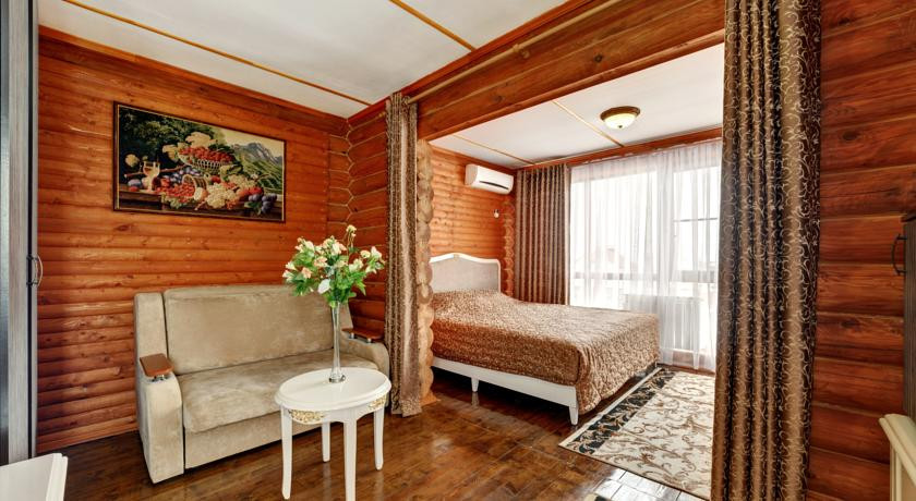 Pogostite.ru - Отель Хуторок   Волгоград   Парк Героев-Летчиков #18