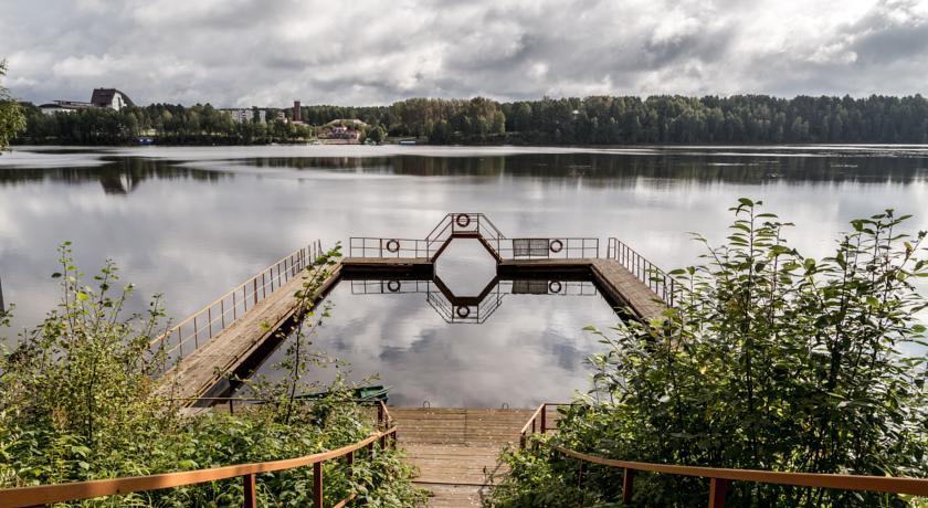 Pogostite.ru - Лукоморье | Нижний Тагил | На берегу озера | Конференц-зал #22