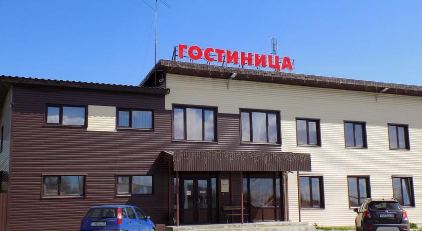 "Pogostite.ru - Янишполе (трассе M18 ""Кола"" ) #1"