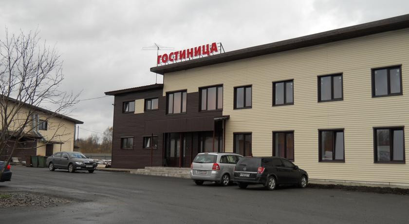 "Pogostite.ru - Янишполе (трассе M18 ""Кола"" ) #45"