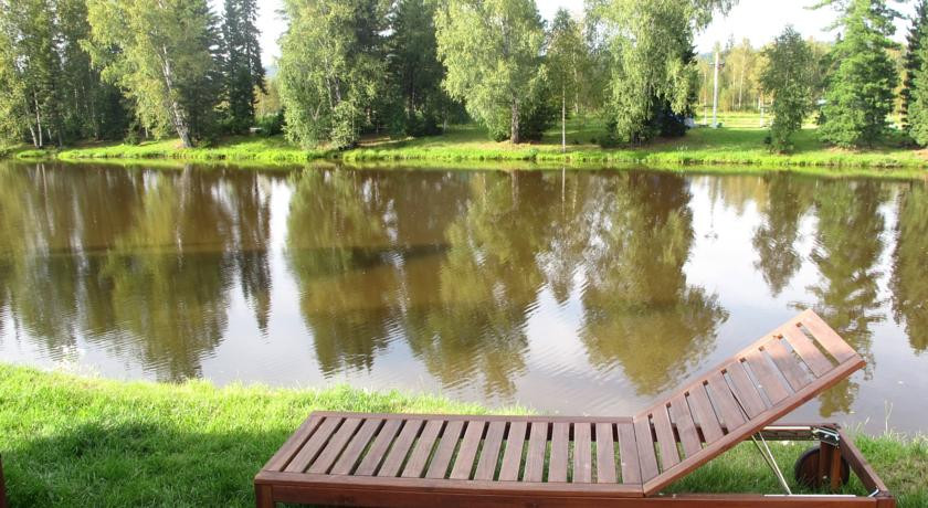 Pogostite.ru - ОЗЕРКИ БАЗА ОТДЫХА - КОТТЕДЖИ | бассейн | детская площадка | парковка #17