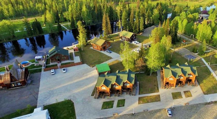 Pogostite.ru - ОЗЕРКИ БАЗА ОТДЫХА - КОТТЕДЖИ | бассейн | детская площадка | парковка #10
