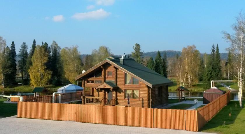 Pogostite.ru - ОЗЕРКИ БАЗА ОТДЫХА - КОТТЕДЖИ | бассейн | детская площадка | парковка #5