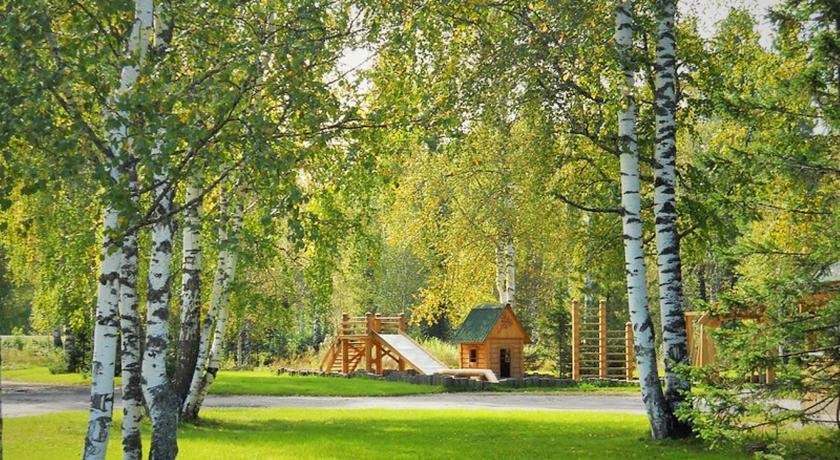 Pogostite.ru - ОЗЕРКИ БАЗА ОТДЫХА - КОТТЕДЖИ | бассейн | детская площадка | парковка #18