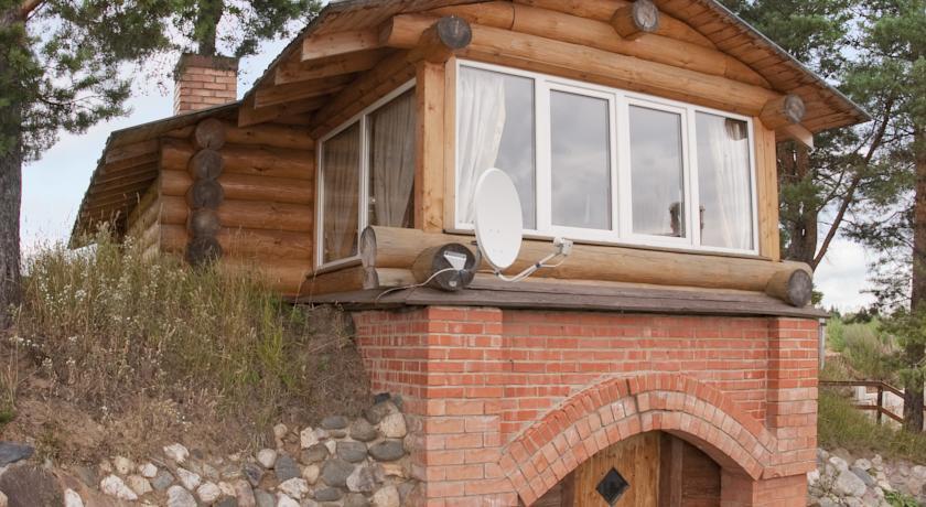 Pogostite.ru - ЭКОТЕЛЬ - коттеджи | cауна | рыбалка | детская площадка #5