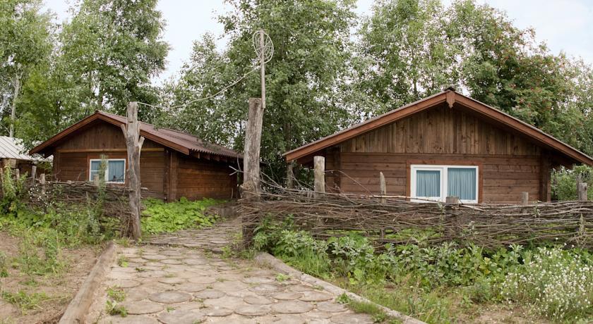 Pogostite.ru - ЭКОТЕЛЬ - коттеджи | cауна | рыбалка | детская площадка #4