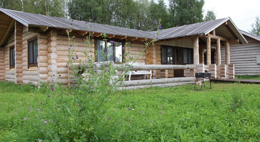 Pogostite.ru - ЭКОТЕЛЬ - коттеджи | cауна | рыбалка | детская площадка #1